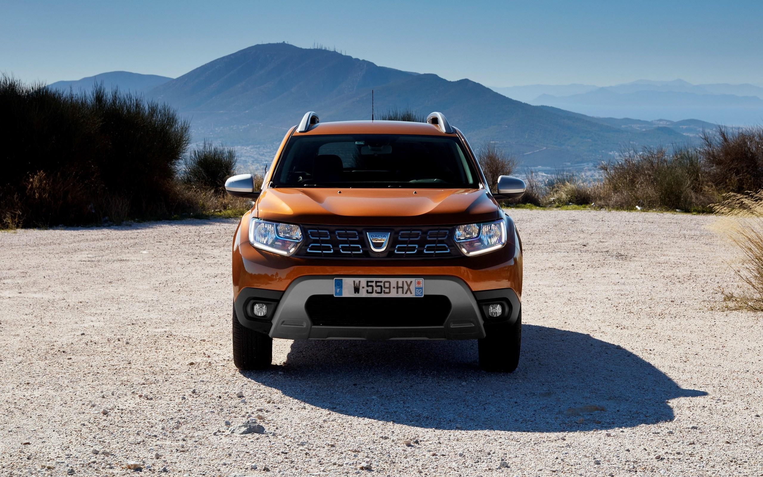 Dacia Duster bez silnika 1.2 TCe