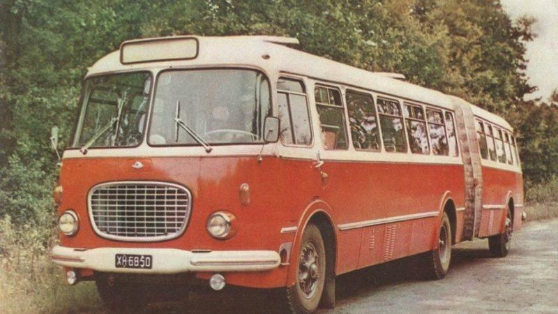 Autobus przegubowy – ponad 80 lat historii