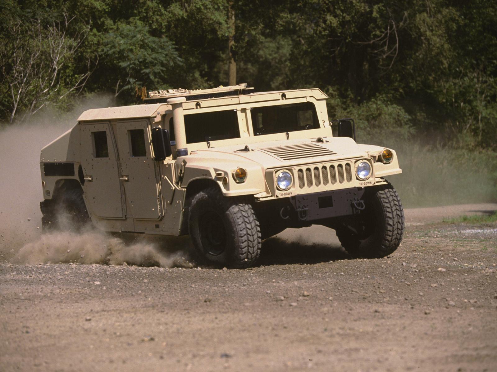 NXT 360 – Następca Humvee