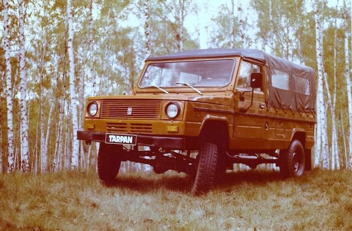Honker – 30 lat polskiej terenówki. Część II