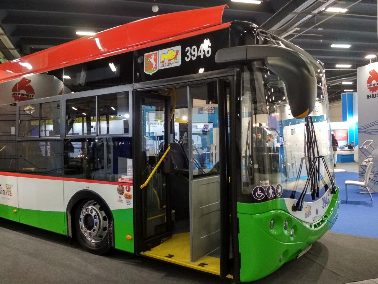 Transexpo 2018 – polskie targi autobusów