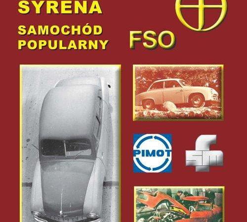 Syrena samochód popularny FSO