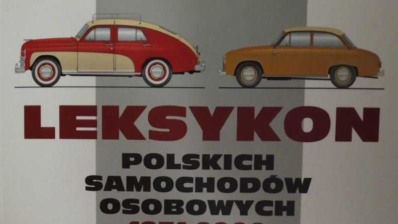 Leksykon polskich samochodów osobowych 1951–2002