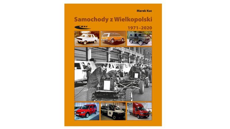 Samochody z Wielkopolski 1971–2020