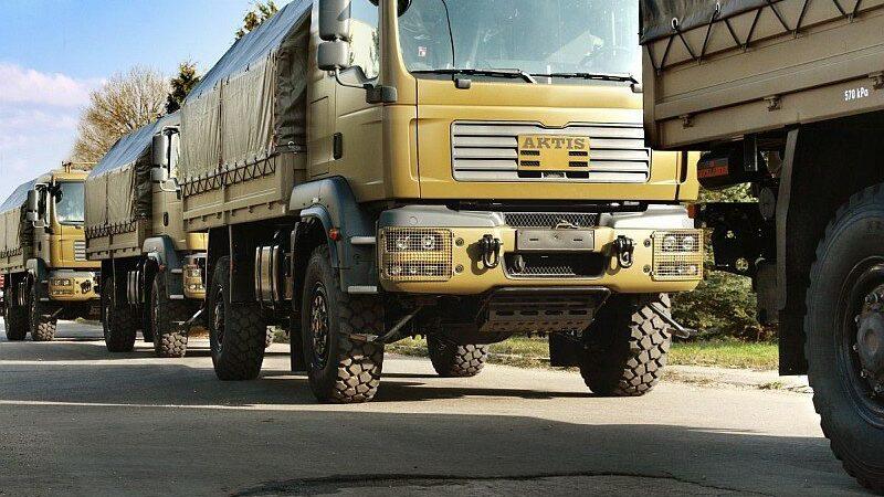 Tanax – nieznany producent ciężarówek?